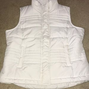 New York and Company Puffer Vest